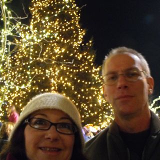 Us at tree