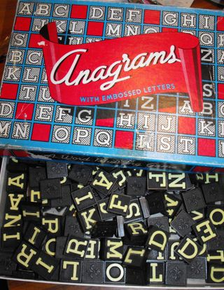 Anagram letters