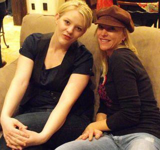 Britt and maya