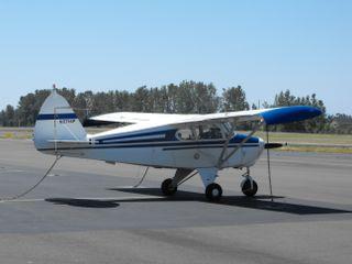 Glen's plane