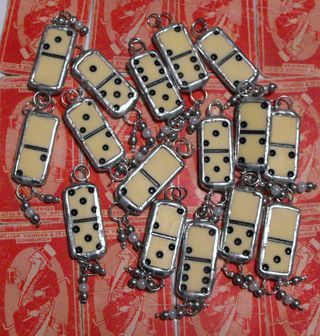 Domino charms