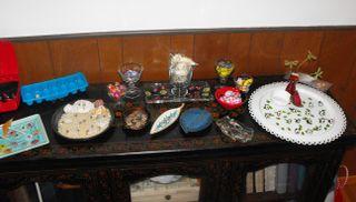 Charm buffet