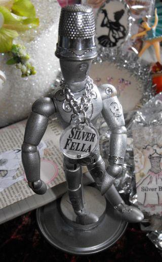 Silver fella