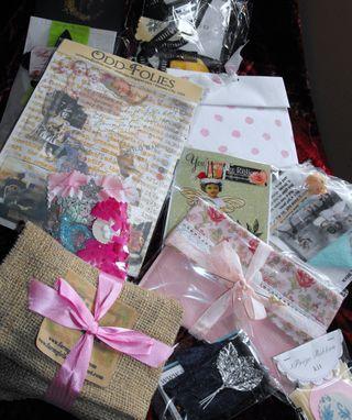 Sponsor gifts