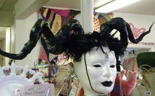 Rome's headdress