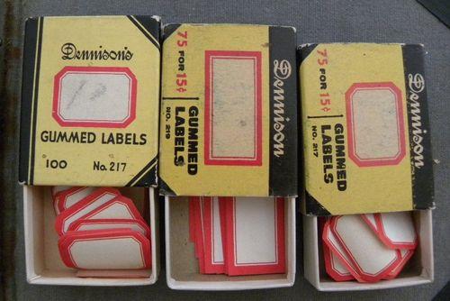 Labelsclose