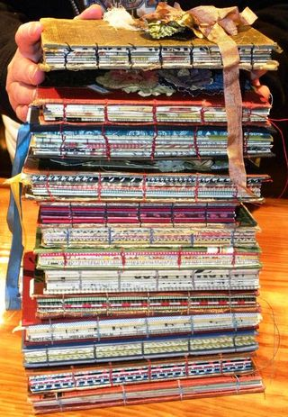 Journal spines1