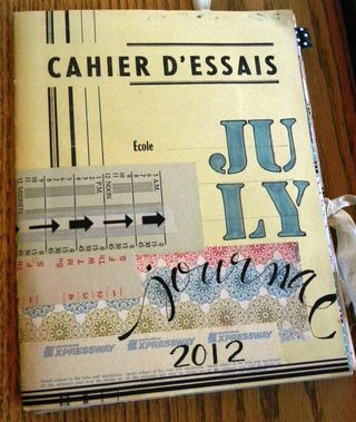 July Journal cover