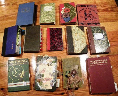 Journals all