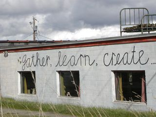 Gather, learn, create