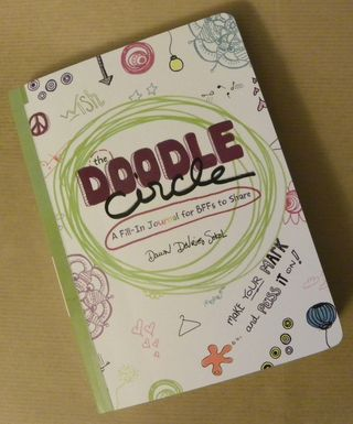 Doodle circle cover