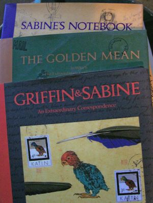 Griffin_and_sabine_books